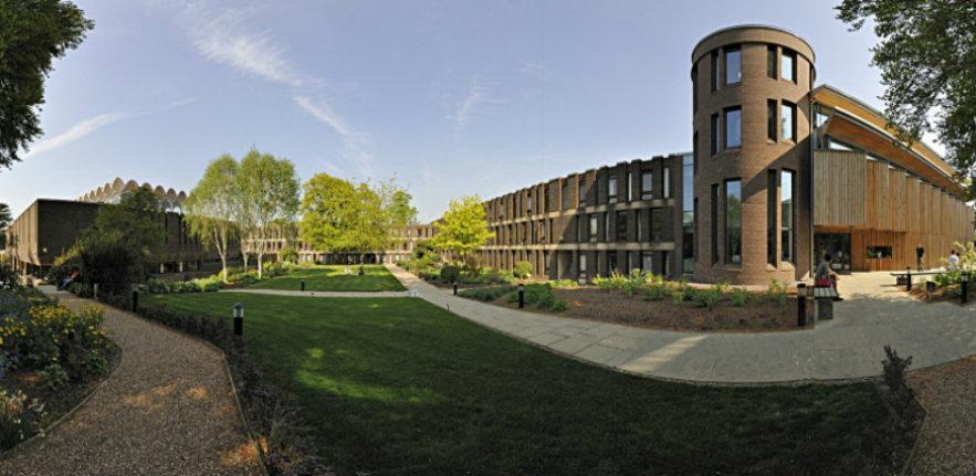 Held at Fitzwilliam College, Cambridge. Image credit: https://www.fitz.cam.ac.uk/